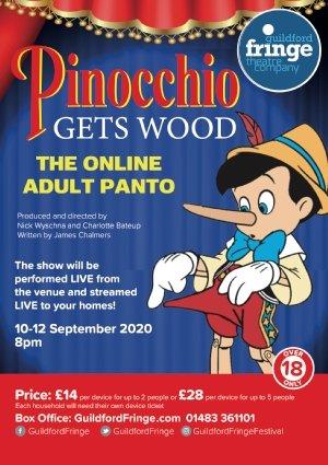Pinocchio Gets Wood
