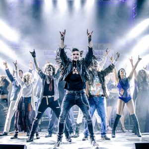 Rock of Ages at King's Theatre, Glasgow