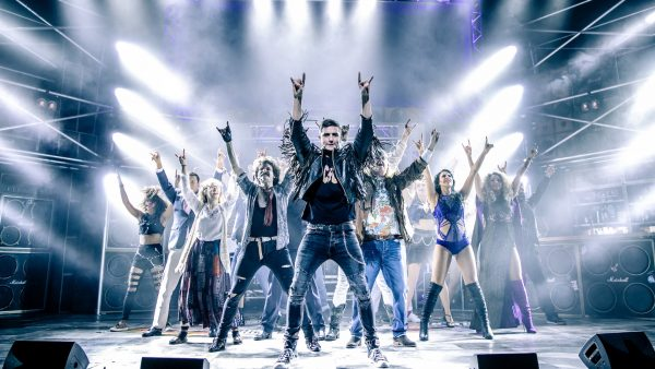 Rock of Ages at Sunderland Empire