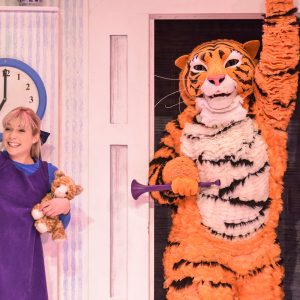 The Tiger Who Came To Tea at New Victoria Theatre, Woking