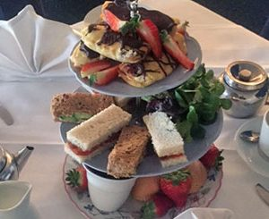 Afternoon Tea for Two at BEST WESTERN York House Hotel