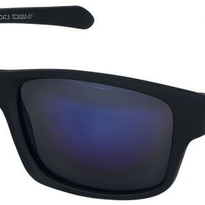 Biker Sunglasses black blue