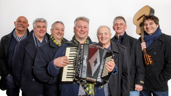 Fisherman's Friends at New Theatre Oxford