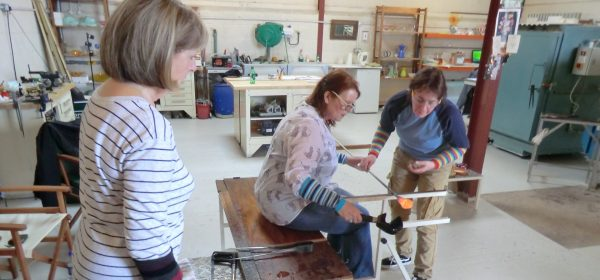 Full Day Glass Blowing in Aylesbury