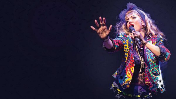 Into The Groove - The Ultimate Tribute to Madonna at King's Theatre, Glasgow