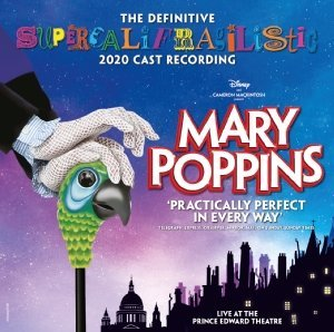 Mary Poppins CD