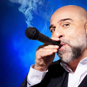 Omid Djalili - The Good Times Tour at Theatre Royal Brighton