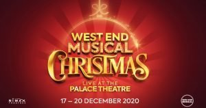 West End Musical Christmas Live at the Palace Theatre