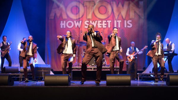 The Greatest Hits of Motown - How Sweet It Is at Sunderland Empire