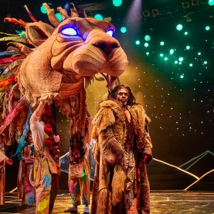 The Lion, The Witch & The Wardrobe at New Victoria Theatre, Woking