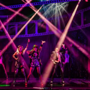 The Rocky Horror Show at Milton Keynes Theatre