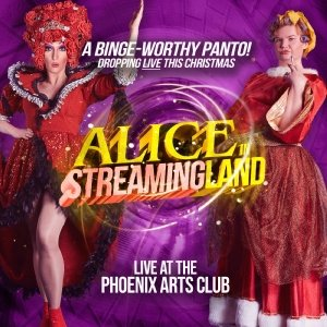 Alice In Streamingland - Alice Duchess Queen Of Hearts - Credit Marc Abe