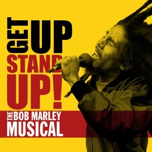 Get Up Stand Up! The Bob Marley Musical. Credit David Corio, Fifty-Six Hope Road Music Ltd
