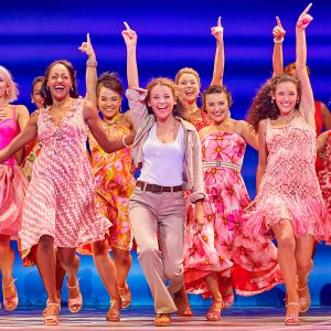 MAMMA MIA! at Milton Keynes Theatre