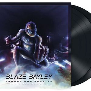 Blaze Bayley Endure and survive (Infinite entanglement Part II) LP multicolor