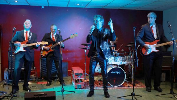 Cliff As If & the Golden Shadows at Aylesbury Waterside Second Space