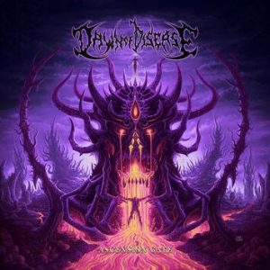Dawn Of Disease Ascension gate CD multicolor