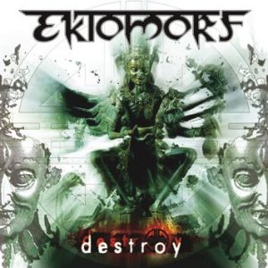 Ektomorf Destroy CD multicolor