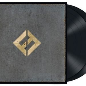 Foo Fighters Concrete and gold LP multicolor