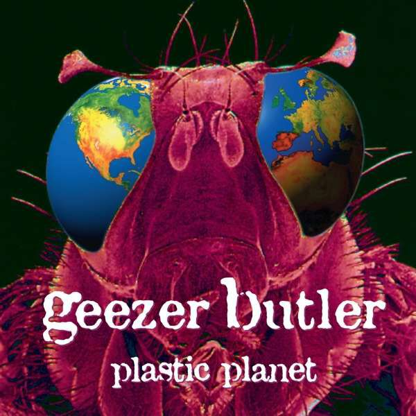 Geezer Butler Plastic planet CD multicolor