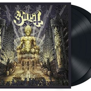 Ghost Ceremony and devotion LP multicolor