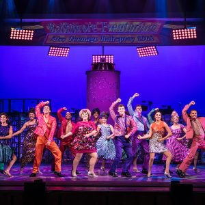 Hairspray the Musical at King's Theatre, Glasgow