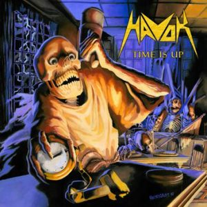 Havok Time is up CD multicolor