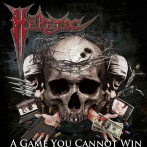 Heretic A game you cannot win CD multicolor