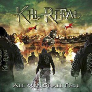 Kill Ritual All men shall fall CD multicolor