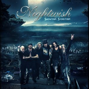 Nightwish Showtime, storytime CD multicolor