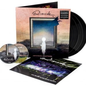 Riverside Lost'n'Found - Live in Tilburg LP multicolor