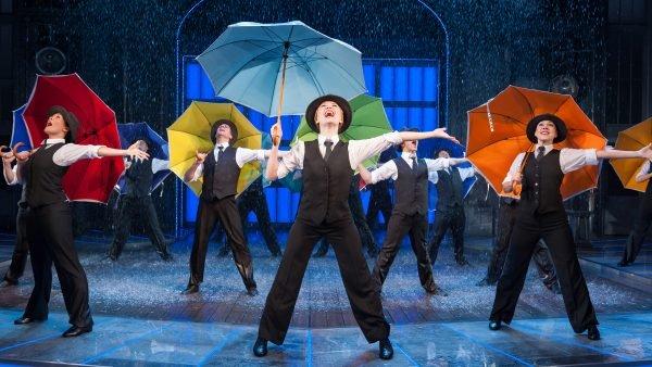 Singin' In The Rain at New Victoria Theatre, Woking