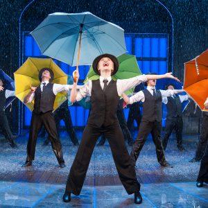 Singin' In The Rain at New Wimbledon Theatre