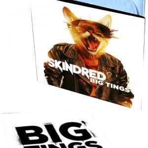 Skindred Big tings CD multicolor