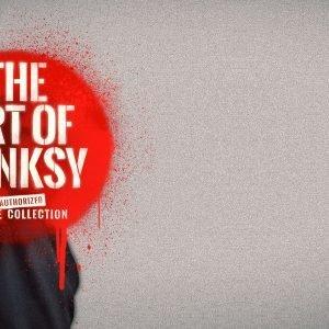 The Art of Banksy at 50 Earlham St, London