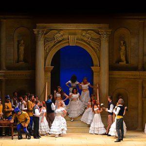 Ellen Kent's Carmen at New Theatre Oxford