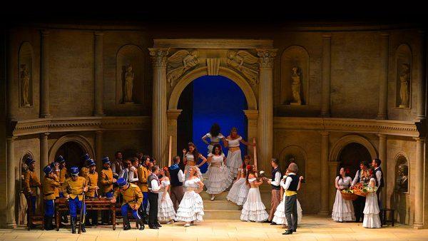 Ellen Kent's Carmen at New Wimbledon Theatre