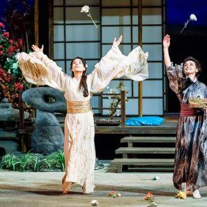 Ellen Kent's Madama Butterfly at Opera House Manchester