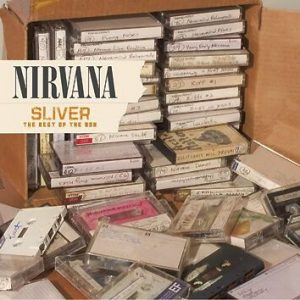 Nirvana Sliver - The best of the box CD multicolor