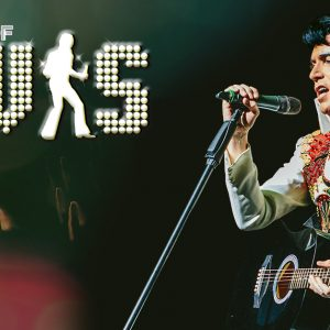 One Night of Elvis: Lee 'Memphis' King at Theatre Royal Glasgow