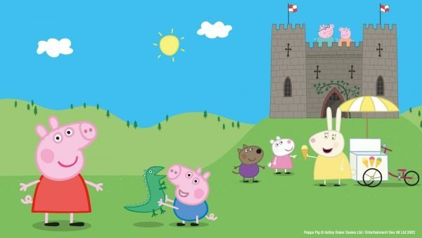Peppa Pig's Best Day Ever at King's Theatre, Glasgow