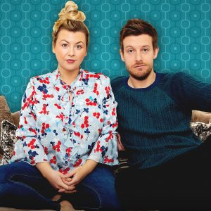 Shagged, Married, Annoyed Podcast at Theatre Royal Glasgow
