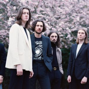 Blossoms at Victoria Hall, Stoke-on-Trent