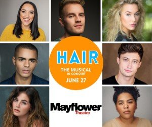 Hair The Musical at the London Palladium and Mayflower Theatre.
