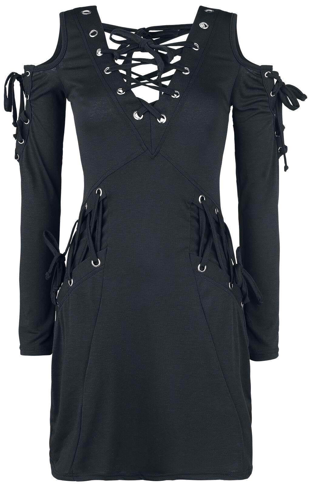 Innocent Crave Top Short dress black - Buy Now!