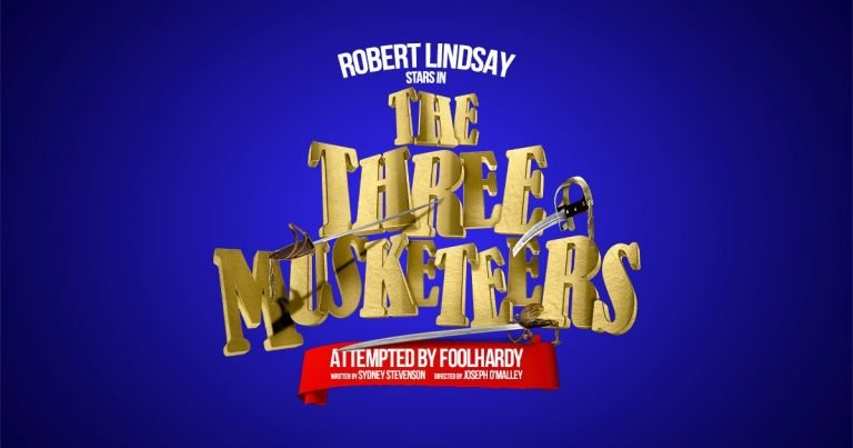 Robert Lindsay to star in a new online comedy of The Three Musketeers