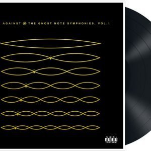 Rise Against The ghost note symphonies Vol. 1 LP multicolor