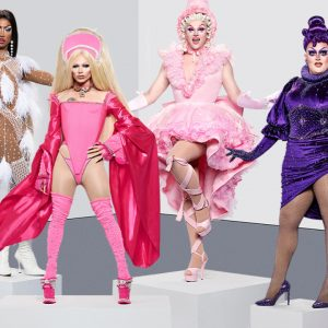 RuPaul's Drag Race UK at New Theatre Oxford