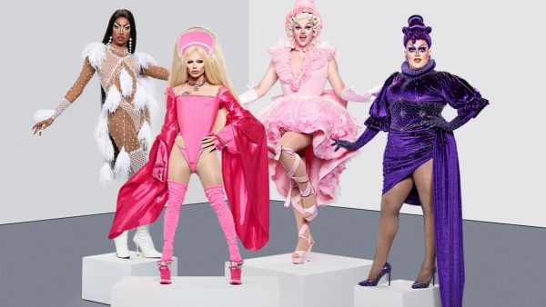RuPaul's Drag Race UK at Opera House Manchester