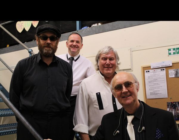 The Searchers & Hollies Experience at Aylesbury Waterside Second Space